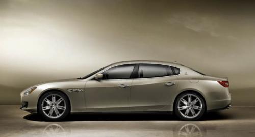 Nuova Maserati Quattroporte: il nuovo gioiello all'italiana [video]